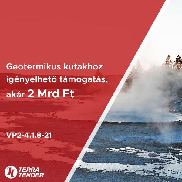 geotermikus kutak